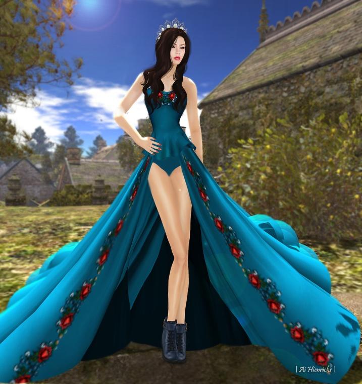 Audrey Gown 1221