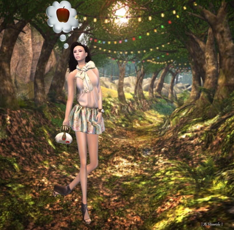 Spring Dress 2034