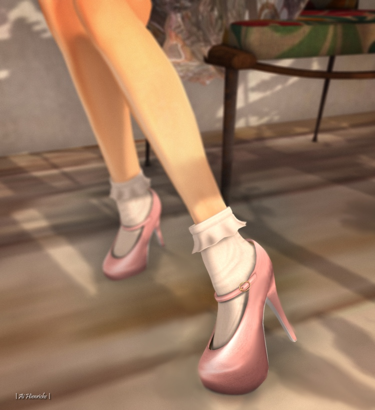 Shoes with socks 2048